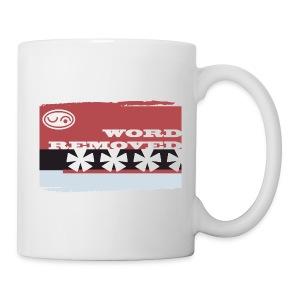 Word Removed Asterix Mug - Mug