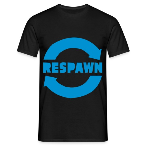 The Respawner - Men's T-Shirt