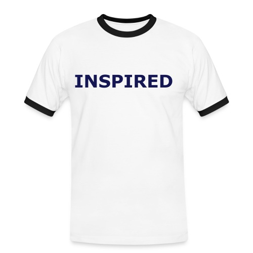Inspired - Men's Ringer Shirt