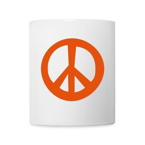 Tasse des Friedens - Tasse