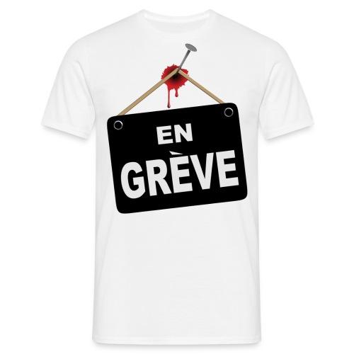 En greve - T-shirt Homme