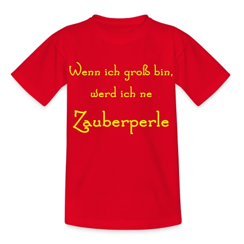 Kleine Zauberperle 2 - Teenager T-Shirt