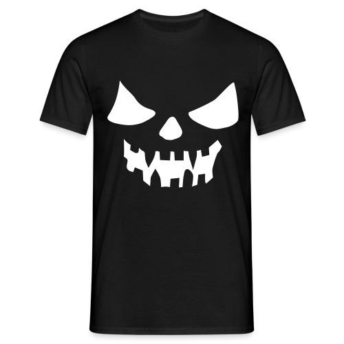 black.box mit koma - Männer T-Shirt