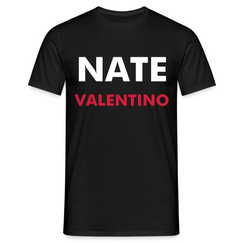 Nate Valentino Official T-Shirt - Men's T-Shirt