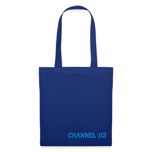 Sac Channel 112 Bleu - Tote Bag