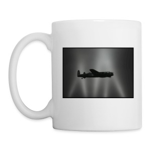 Lancaster in search lights Mug - Mug