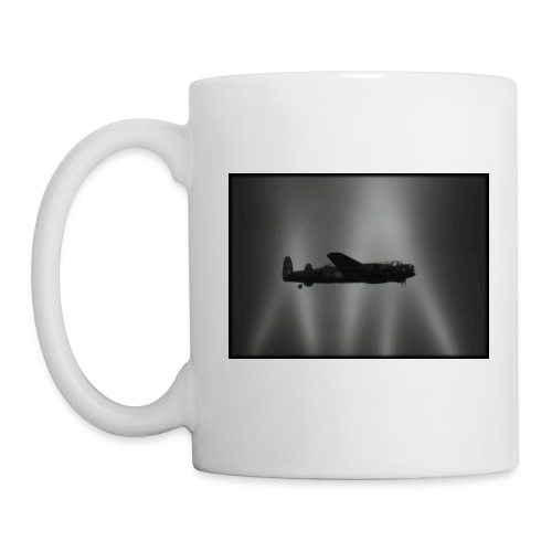 Lancaster in search lights Mug - Mug
