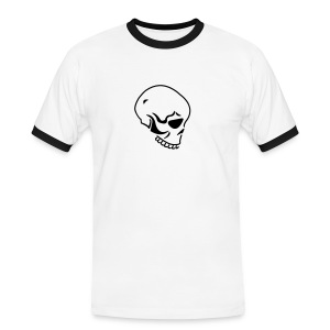 Skull - Men's Ringer Shirt