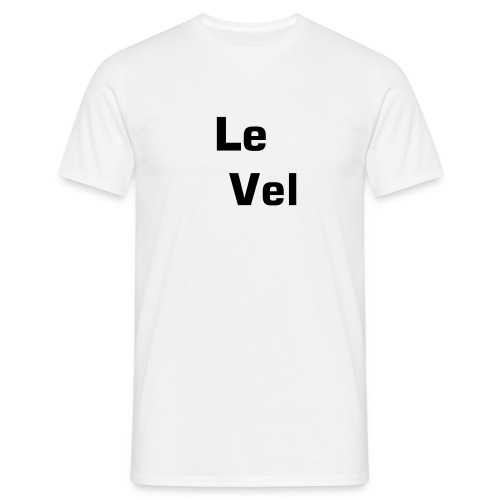 Split Level - Men's T-Shirt