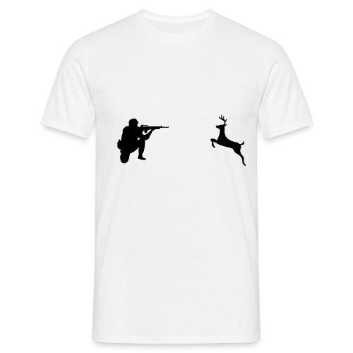 mmm.... venison!!! - Men's T-Shirt