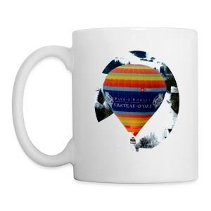 Hot Air Balloon at Chateau-D'oex Mug - Mug