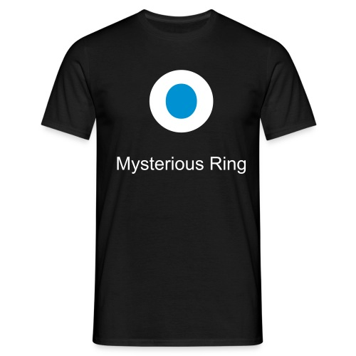 Mysterious Ring - Men's T-Shirt