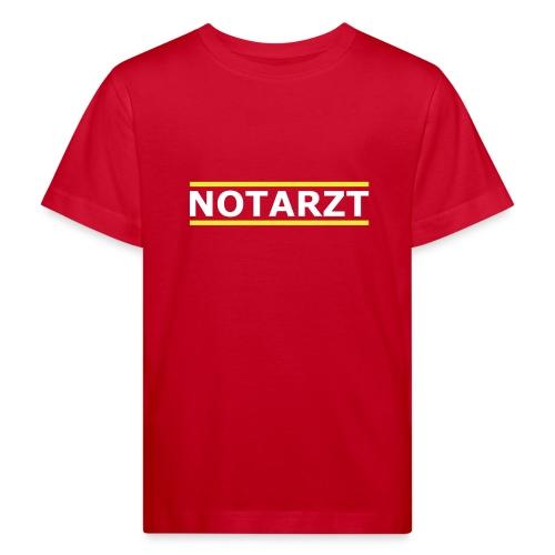 Notarzt - Kids' Organic T-Shirt