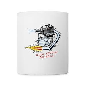 Tasse Kick, Rattle and Roll - Tasse