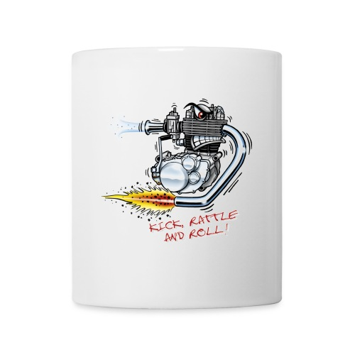 Tasse Kick, Rattle and Roll - Tasse
