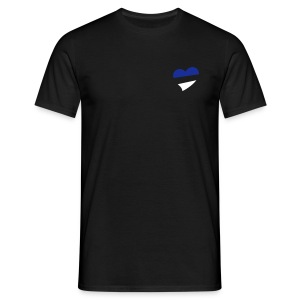 Men's Heart T-Shirt - Men's T-Shirt