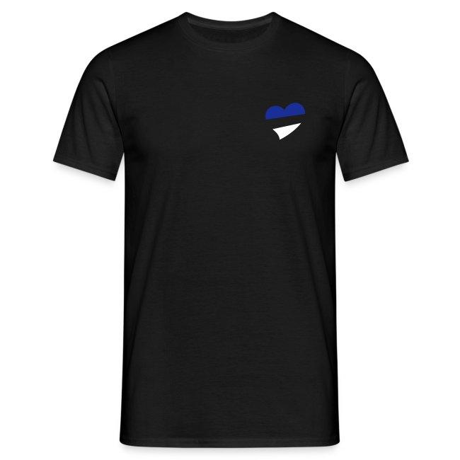 Men's Heart T-Shirt