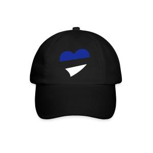 Heart Baseball Cap - Baseball Cap