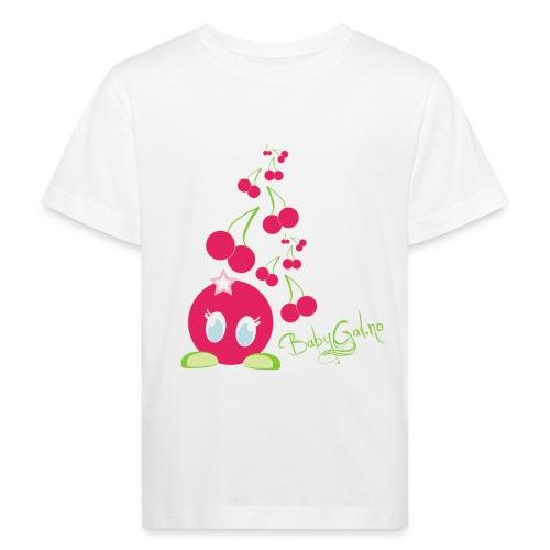 Kirsebær - Økologisk t-skjorte for barn - Økologisk T-skjorte for barn