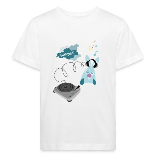 Musikk kanin - Økologisk t-skjorte for barn - Økologisk T-skjorte for barn