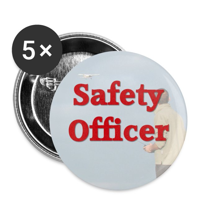 RC Safety Officer Badge