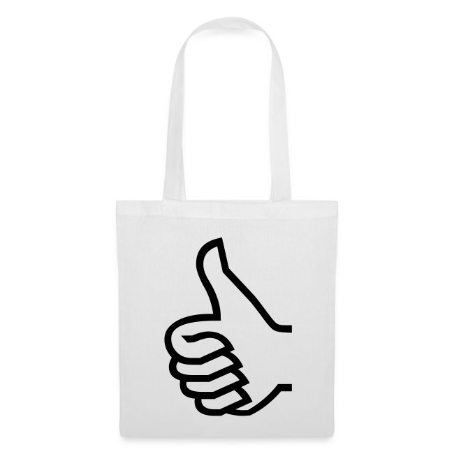 Thumb-Up Bag