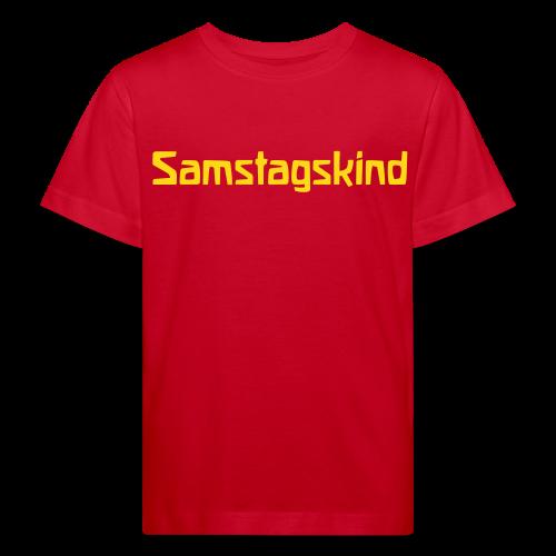 Samstagskind Bio Shirt - Kids' Organic T-Shirt