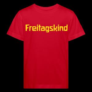Freitagskind Bio Shirt - Kinder Bio-T-Shirt