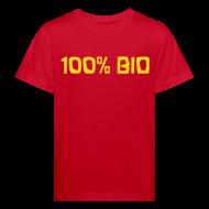 T-Shirts ~ Kinder Bio-T-Shirt ~ 100% BIO Bio Shirt