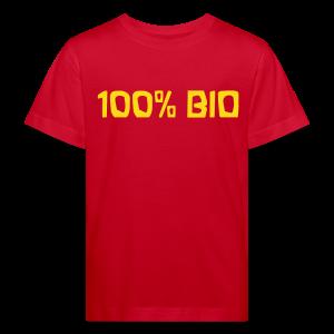 100% BIO Bio Shirt - Kinder Bio-T-Shirt