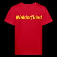T-Shirts ~ Kinder Bio-T-Shirt ~ Waldorfkind Bio Shirt
