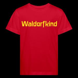 Waldorfkind Bio Shirt - Kinder Bio-T-Shirt