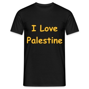 I Love Palestine ... Homme - T-shirt Homme