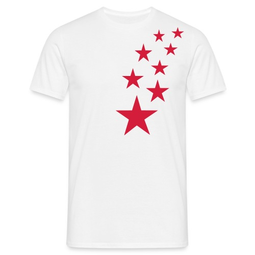 shoulder star - Men's T-Shirt