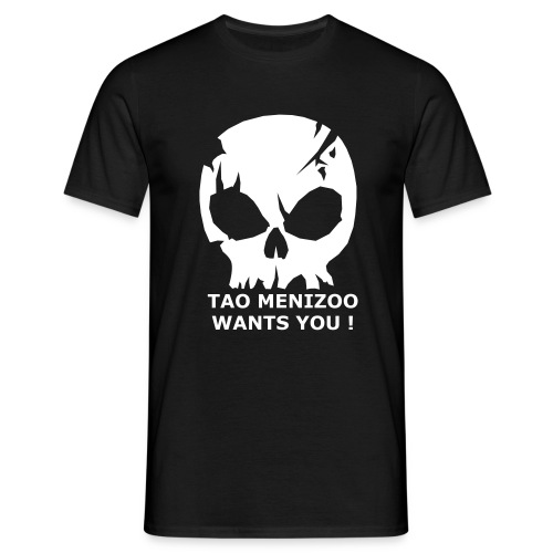 TAO MENIZOO WANTS YOU - T-shirt Homme