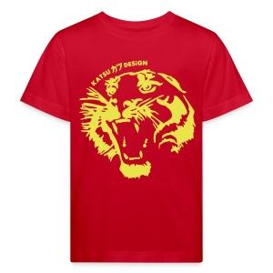 Kinder Bio-T-Shirt - Tigerboy II.