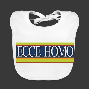 ECCE HOMO - Baby Organic Bib