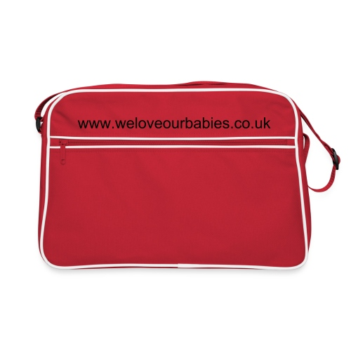 Retro Bag - £2 from this purchase goes to W.L.O.B