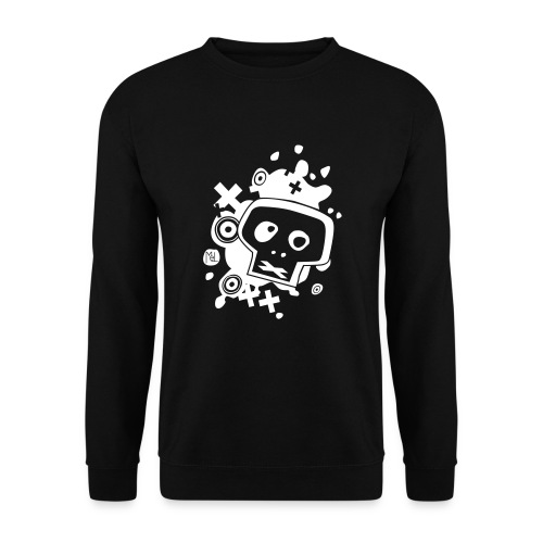 Skulled - Men's Sweatshirt