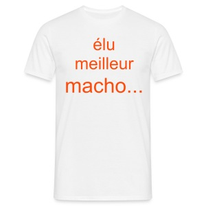 macho - T-shirt Homme