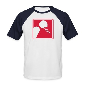 Funnies - Men's Baseball T-Shirt