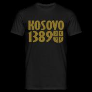 Tee shirts ~ Tee shirt Homme ~ Majica Kosovo 1389