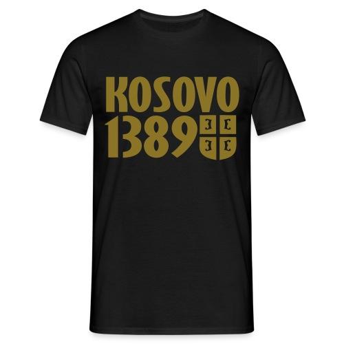Majica Kosovo 1389 - T-shirt Homme