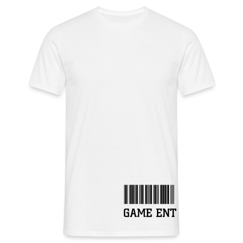 BARCODE Gamer - Men's T-Shirt