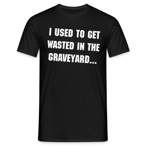 Dark Wasted - Men's T-Shirt