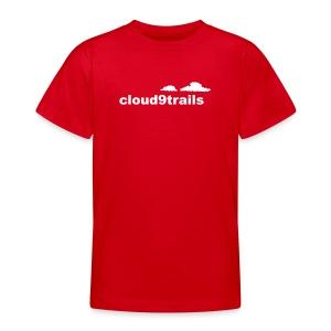 cloud9trails KIDS tee - Teenage T-shirt