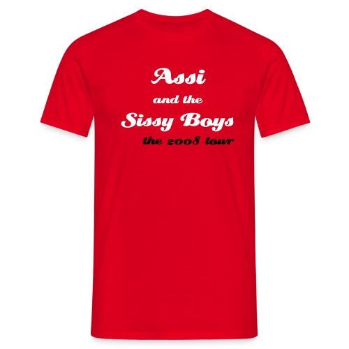 Assi and the Sissy Boys / comfort fit T - Mannen T-shirt