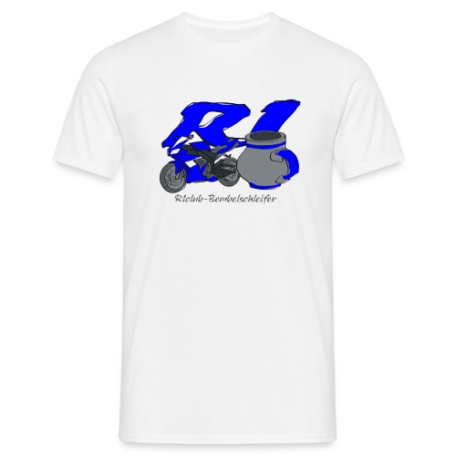 Bembelschleifer-Tshirt - Männer T-Shirt