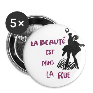 Paris '68 - Buttons small 25 mm