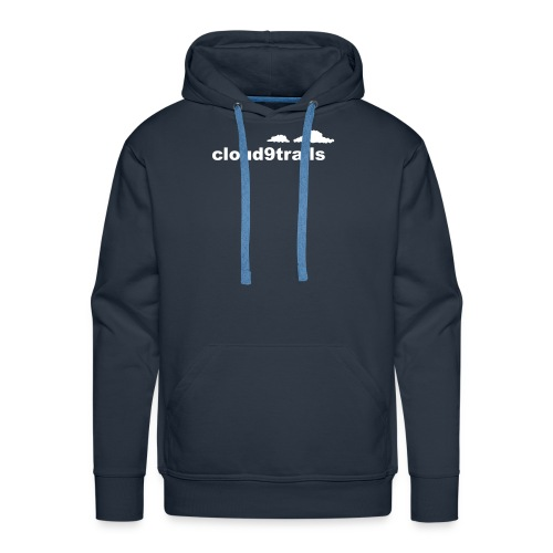 cloud9trails REFLECTIVE hoodie male - Men's Premium Hoodie